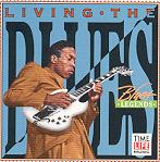 LIVING THE BLUES 3 CD Set. Good collection for any Blues entusiasts.