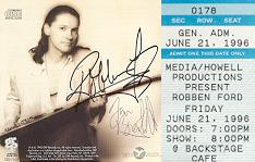Robben Ford: Autograph